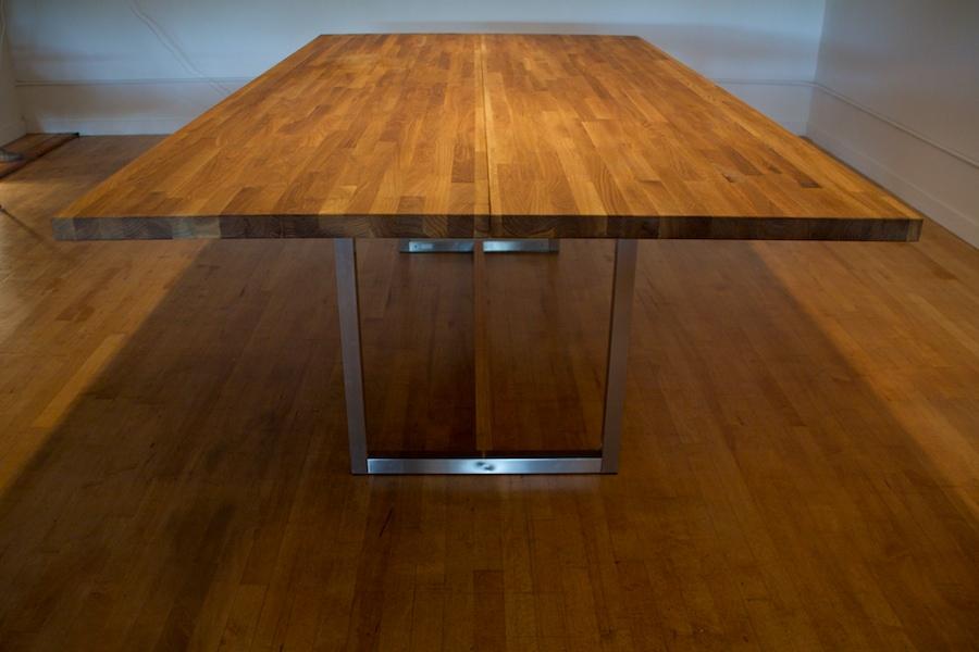 שולחן לשישה אקליפטופ